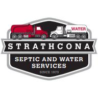 Strathcona Septic Tank Services logo