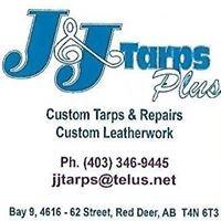 J & J Tarps Plus logo