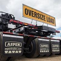 Aspen Custom Trailers logo