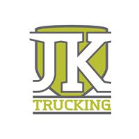 Jk Trucking logo