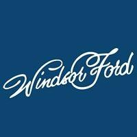 Windsor Ford logo