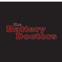 The Battery Doctors logo