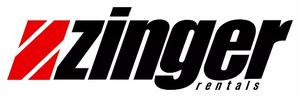 Zinger Rentals logo
