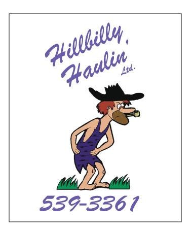 Hillbilly Haulin' Ltd logo