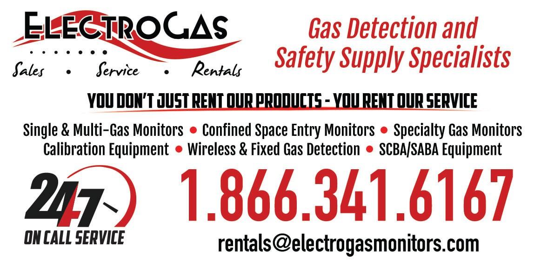 Photo uploaded by Electrogas Monitors Ltd