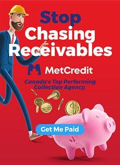 Print Ad of Metcredit