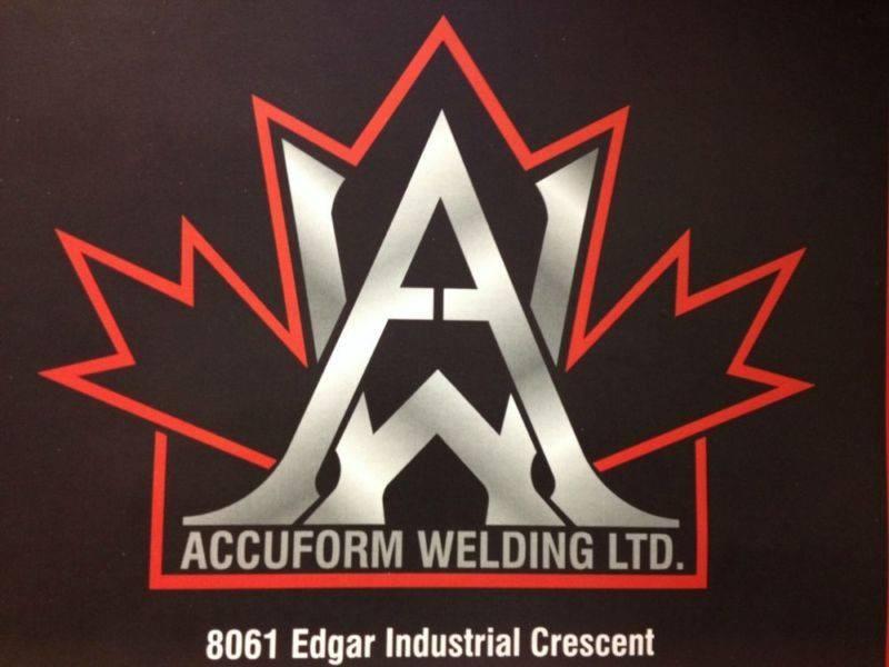 Accuform Welding Ltd logo
