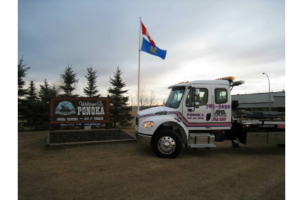 Photo uploaded by Ponoka First Call Towing Ltd