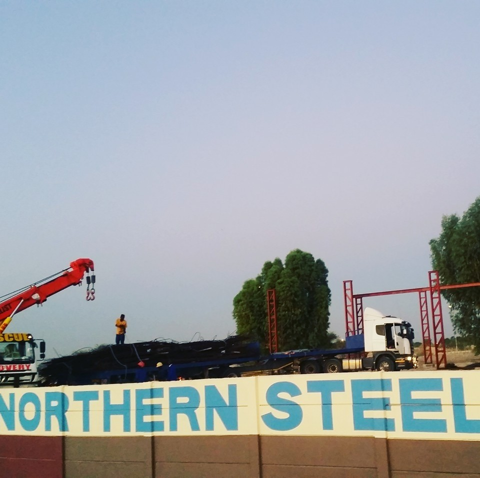 Northern Steel logo