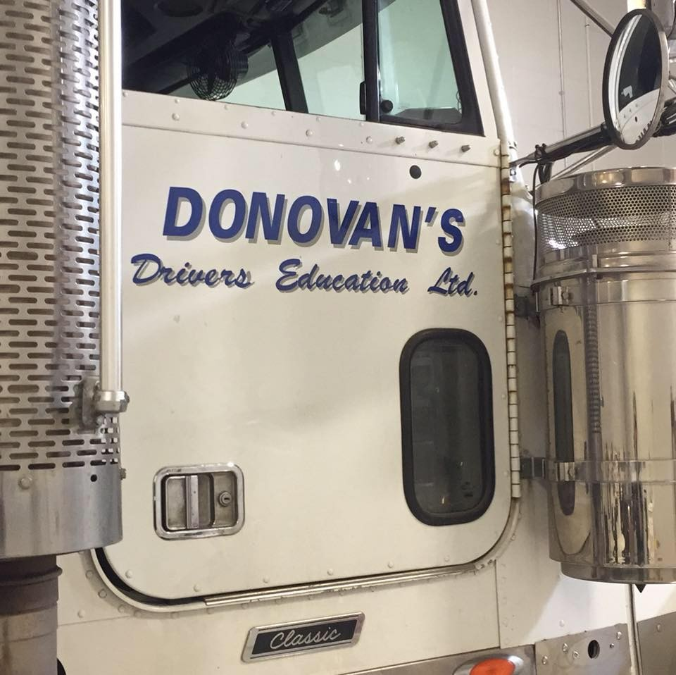 Donovan'S Driver Education Ltd logo
