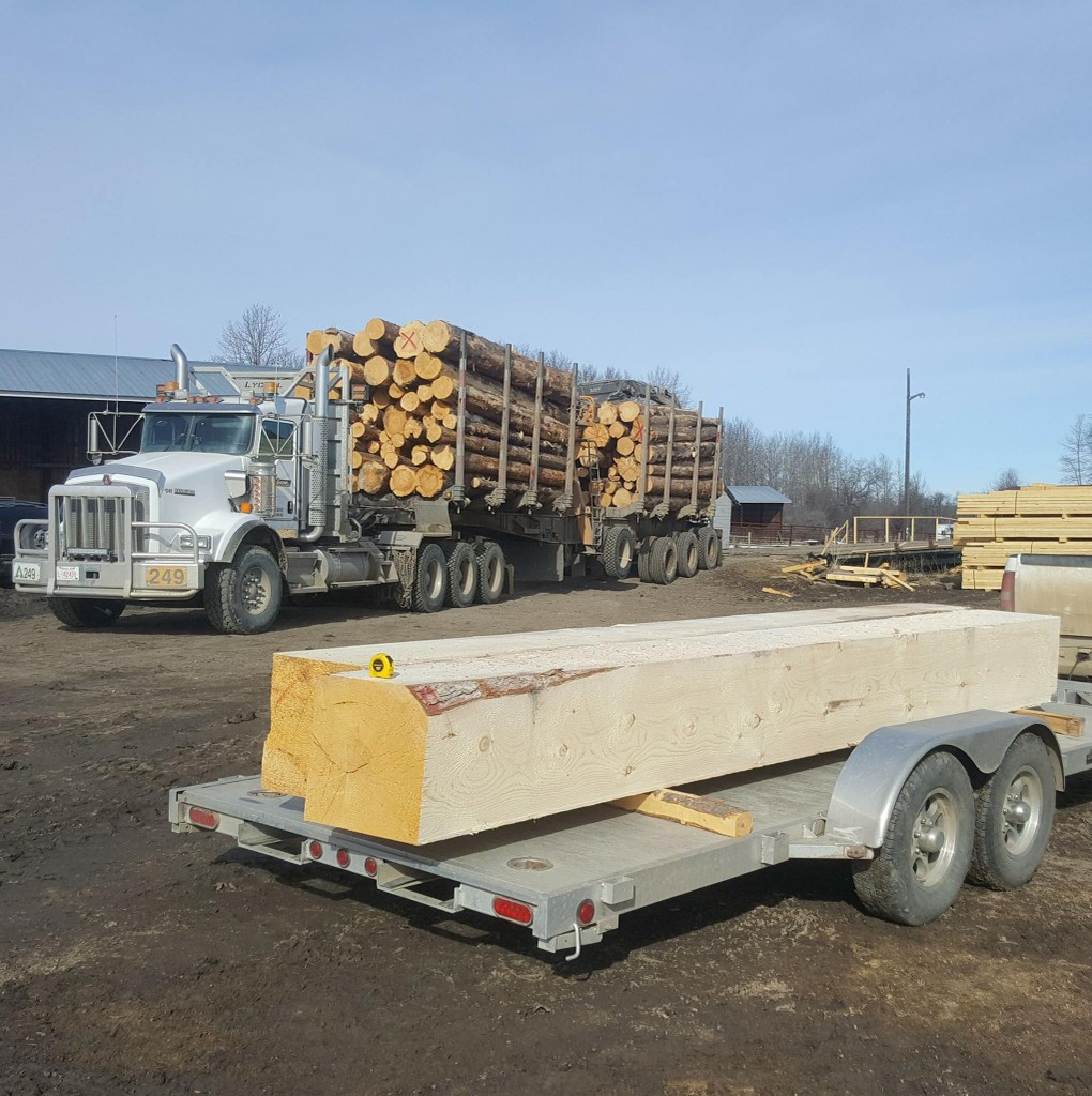 Photo uploaded by Unger's Lumber & Posts Ltd