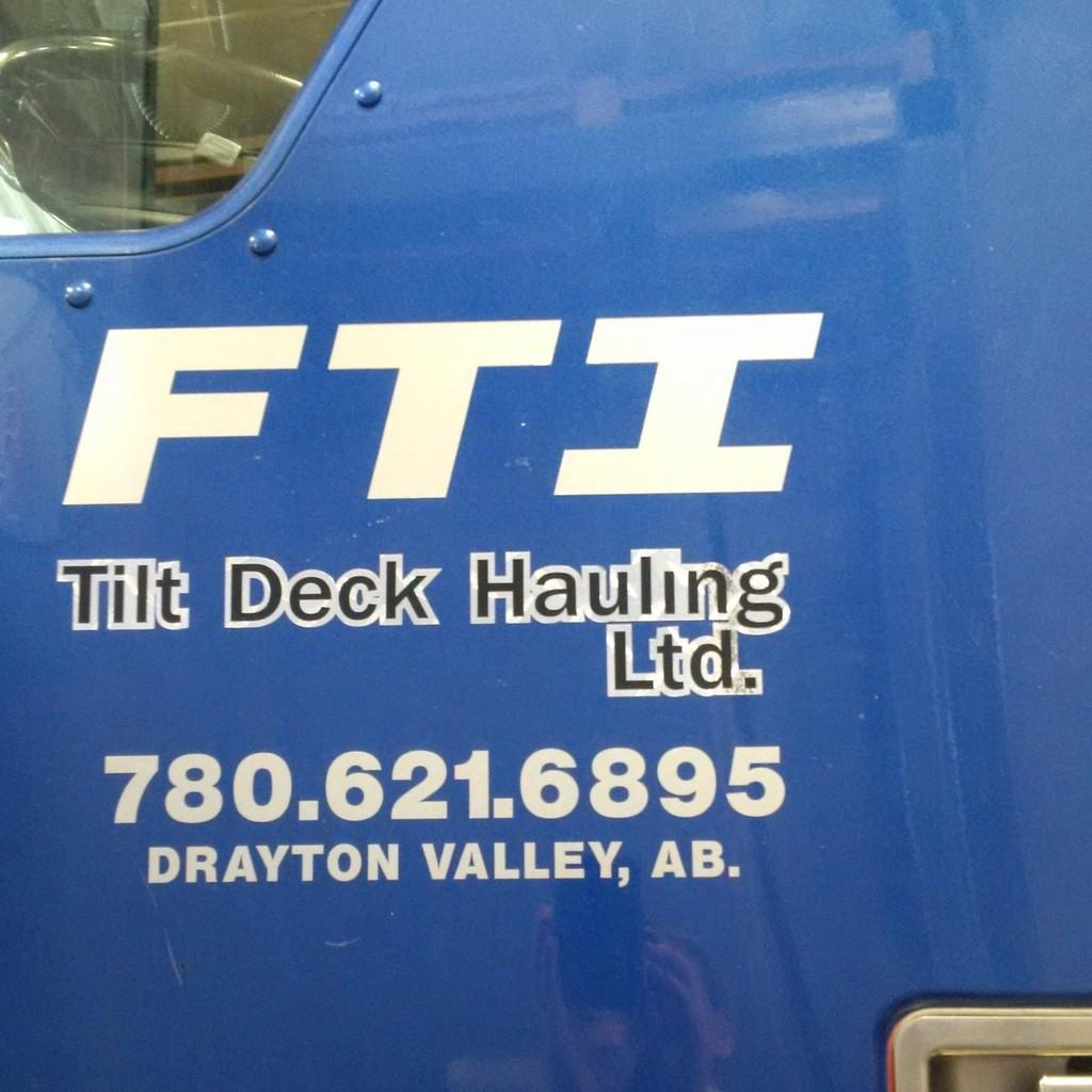Photo uploaded by Fti Tilt Deck Hauling