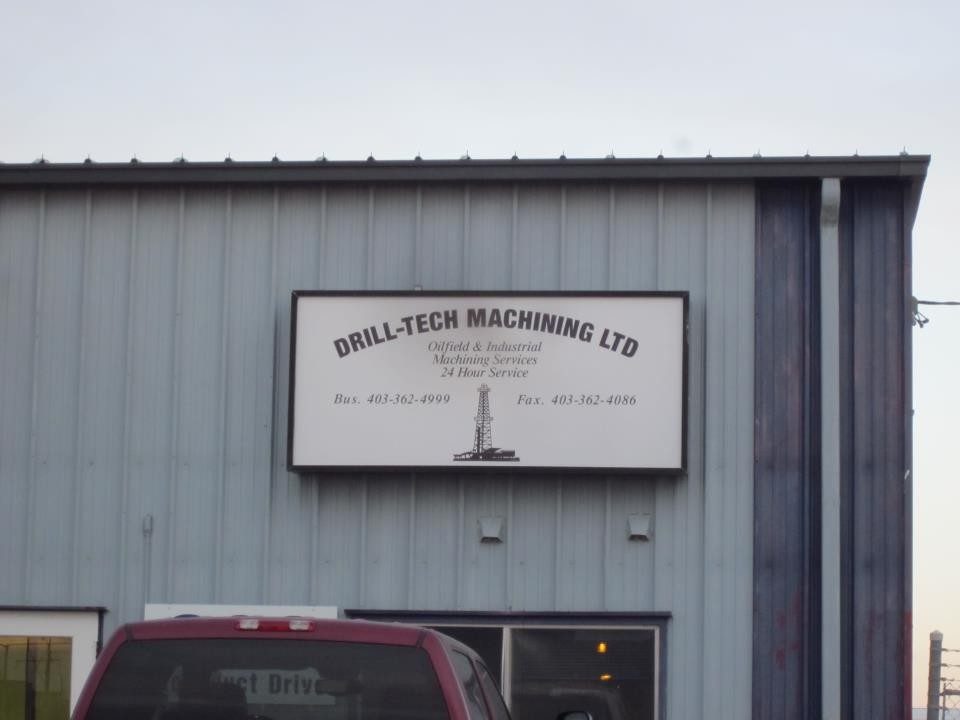 Drill-Tech Machining Ltd logo