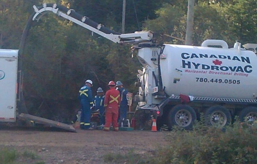 Photo uploaded by Canadian Hydrovac Ltd