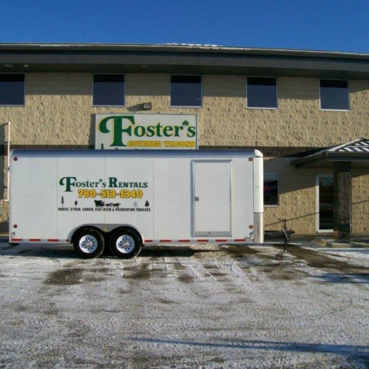 Foster'S Covered Wagons North Inc logo