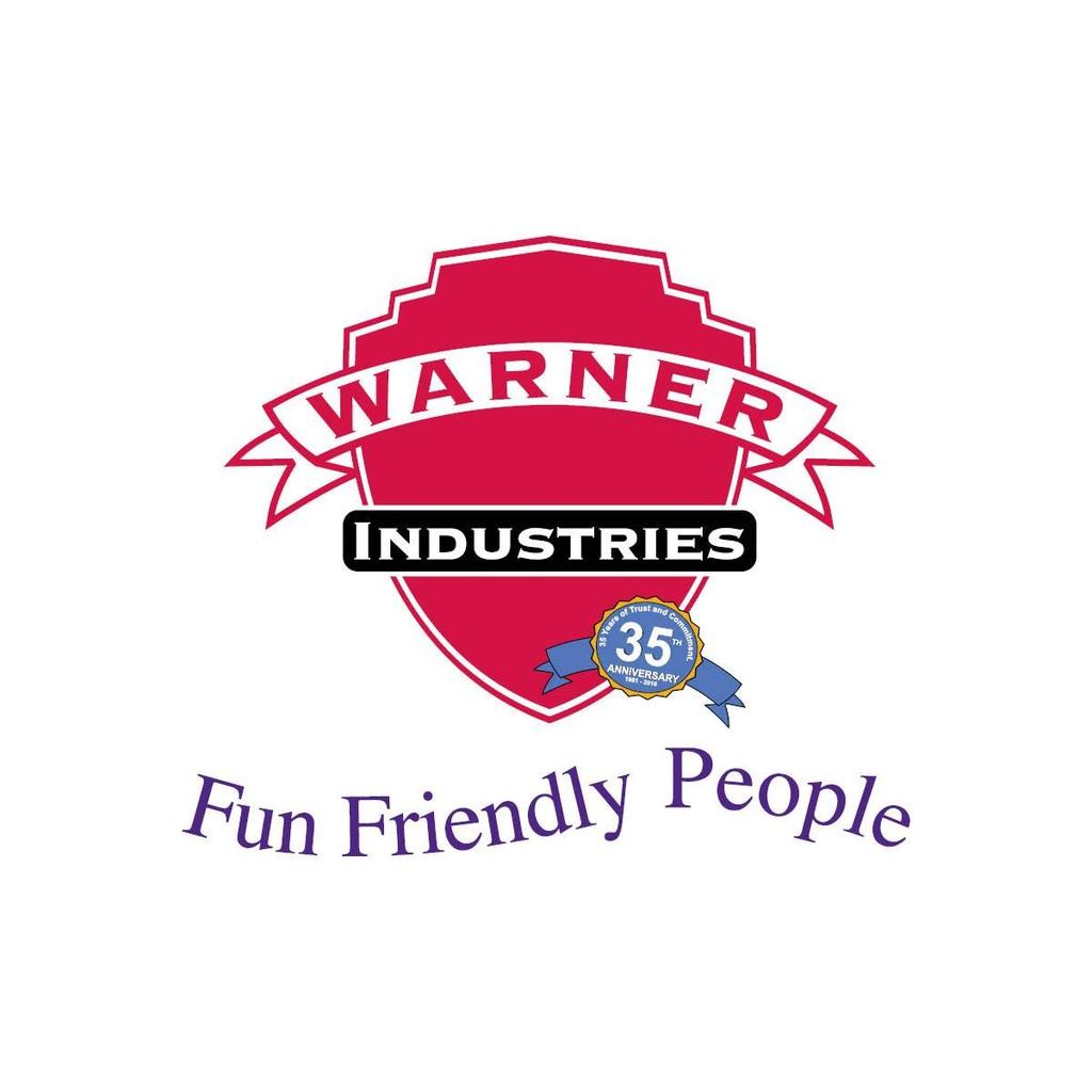 Photo uploaded by Warner Industries