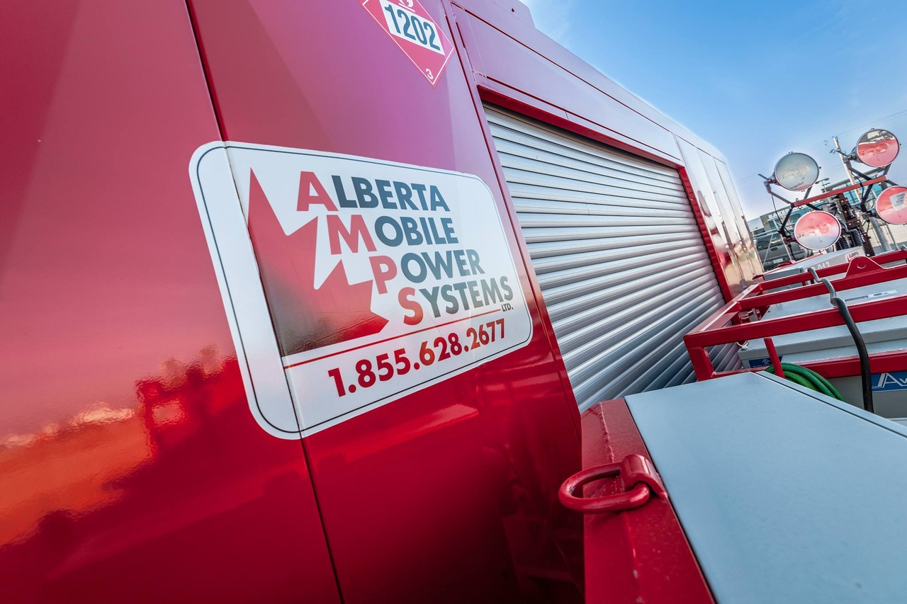 Photo uploaded by Alberta Mobile Power Systems