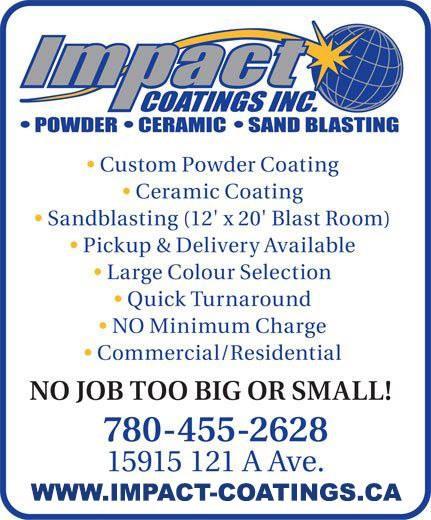 Impact Coatings Inc logo