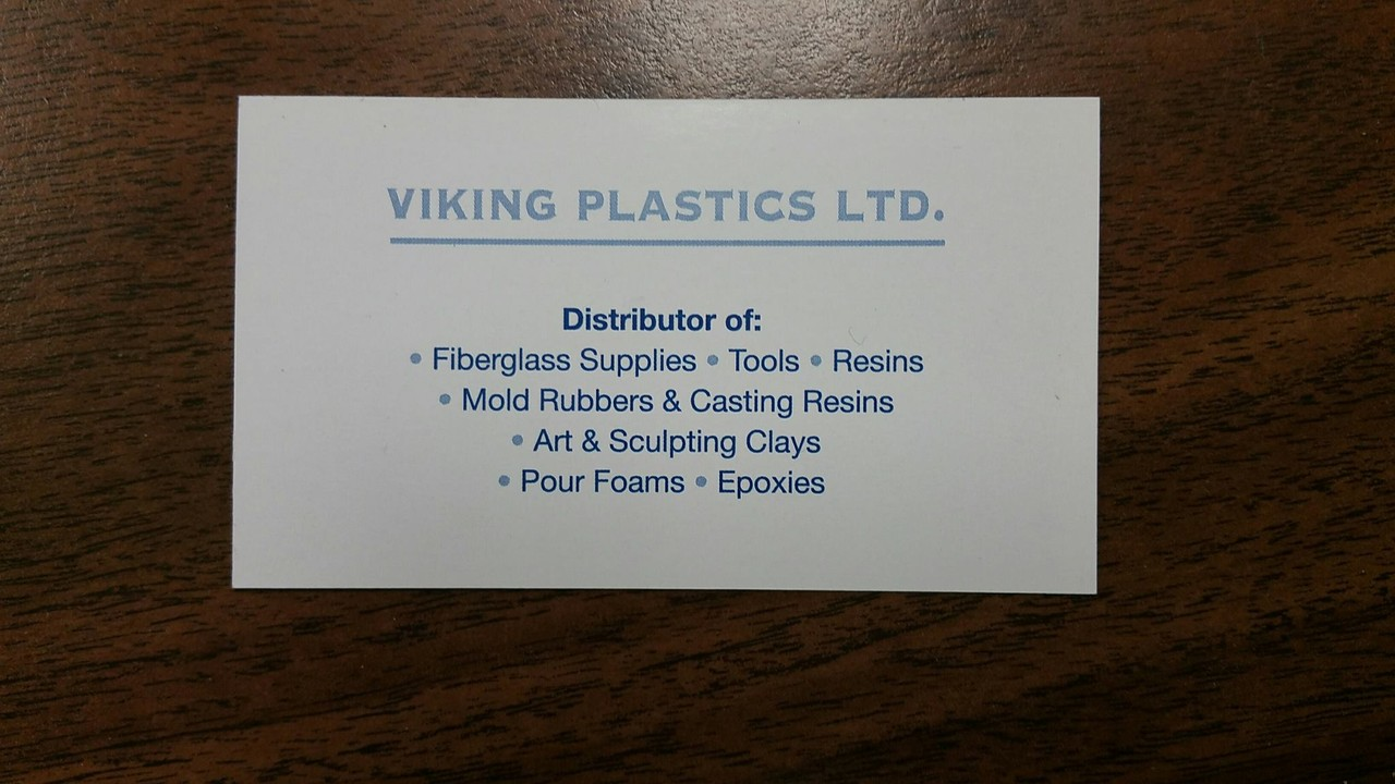 Viking Plastics Ltd logo
