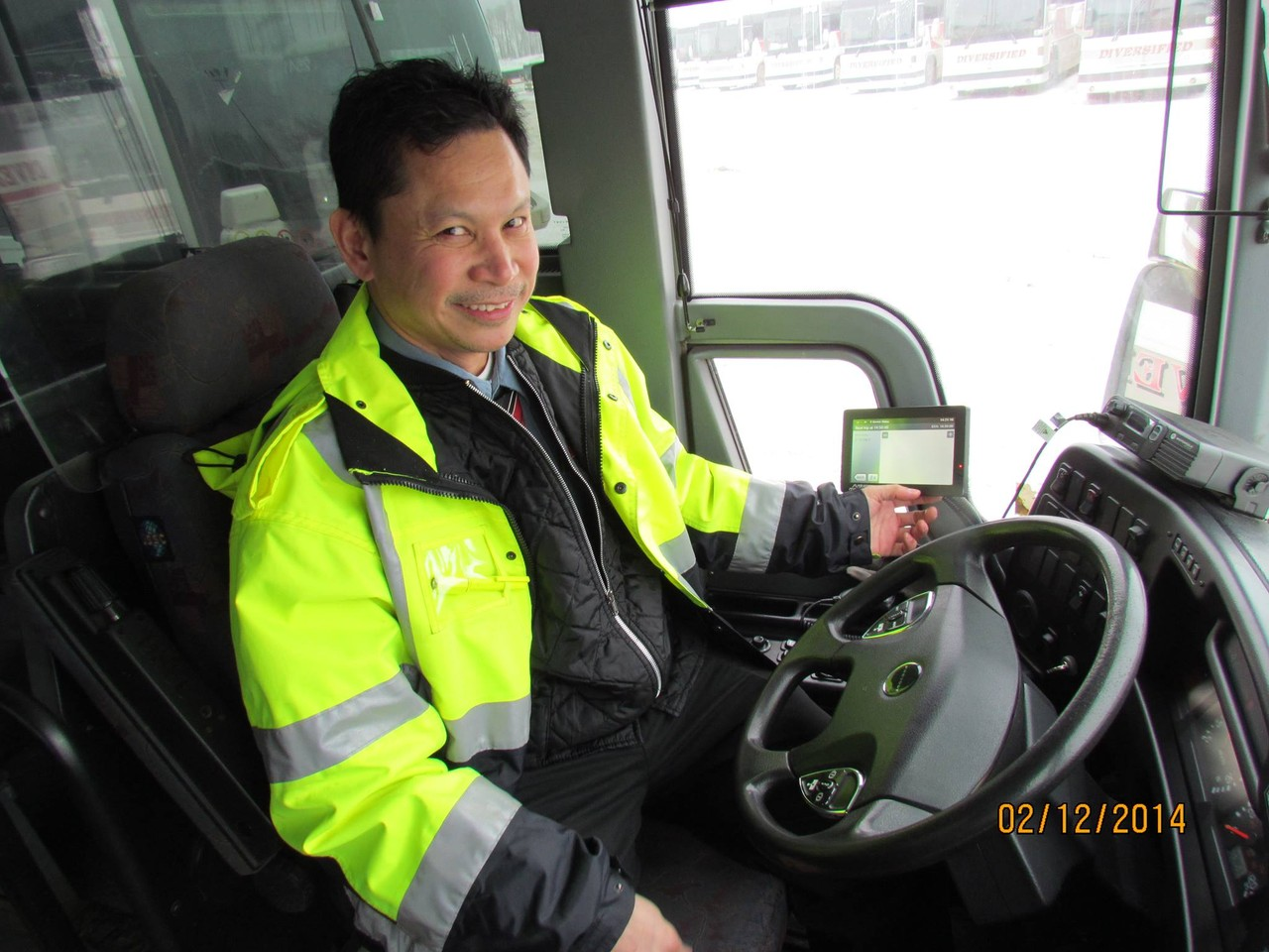 Photo uploaded by Diversified Transportation Ltd