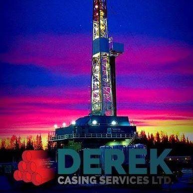 Derek Casing Service logo