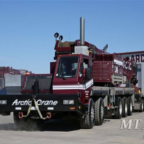Photo uploaded by Arctic Crane Service Ltd