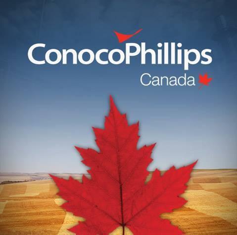Conocophillips Canada logo