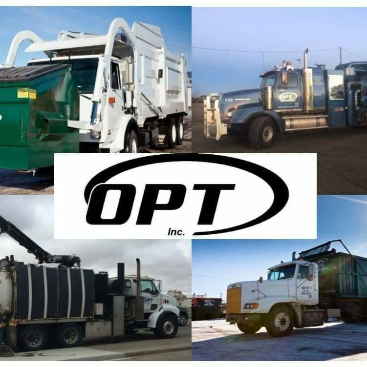 OPT Inc logo