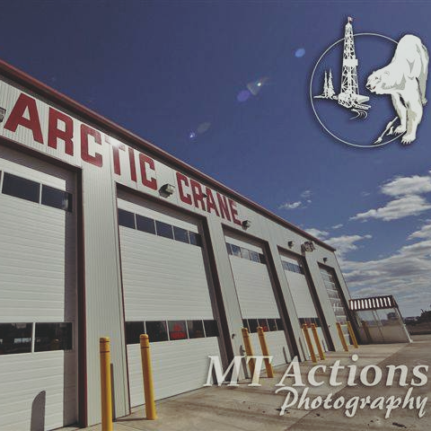 Arctic Crane Service Ltd logo