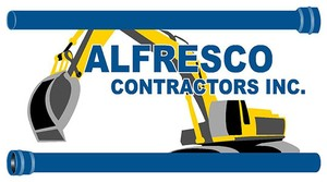 Alfresco Contractors logo