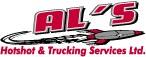 Al'S Hotshot & Trucking Services Ltd logo