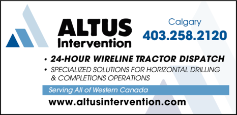 Yellow Pages Ad of Altus Intervention