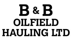 B & B Oilfield Hauling Ltd logo