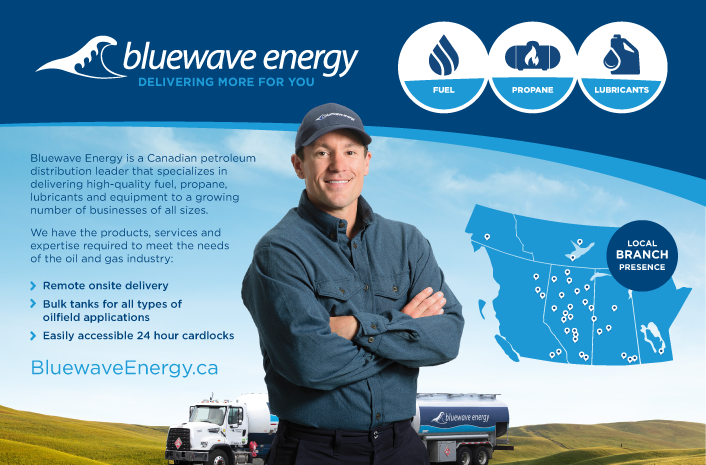Yellow Pages Ad of Bluewave Energy