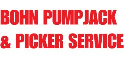 Bohn Pumpjack Picker & Crane Service logo