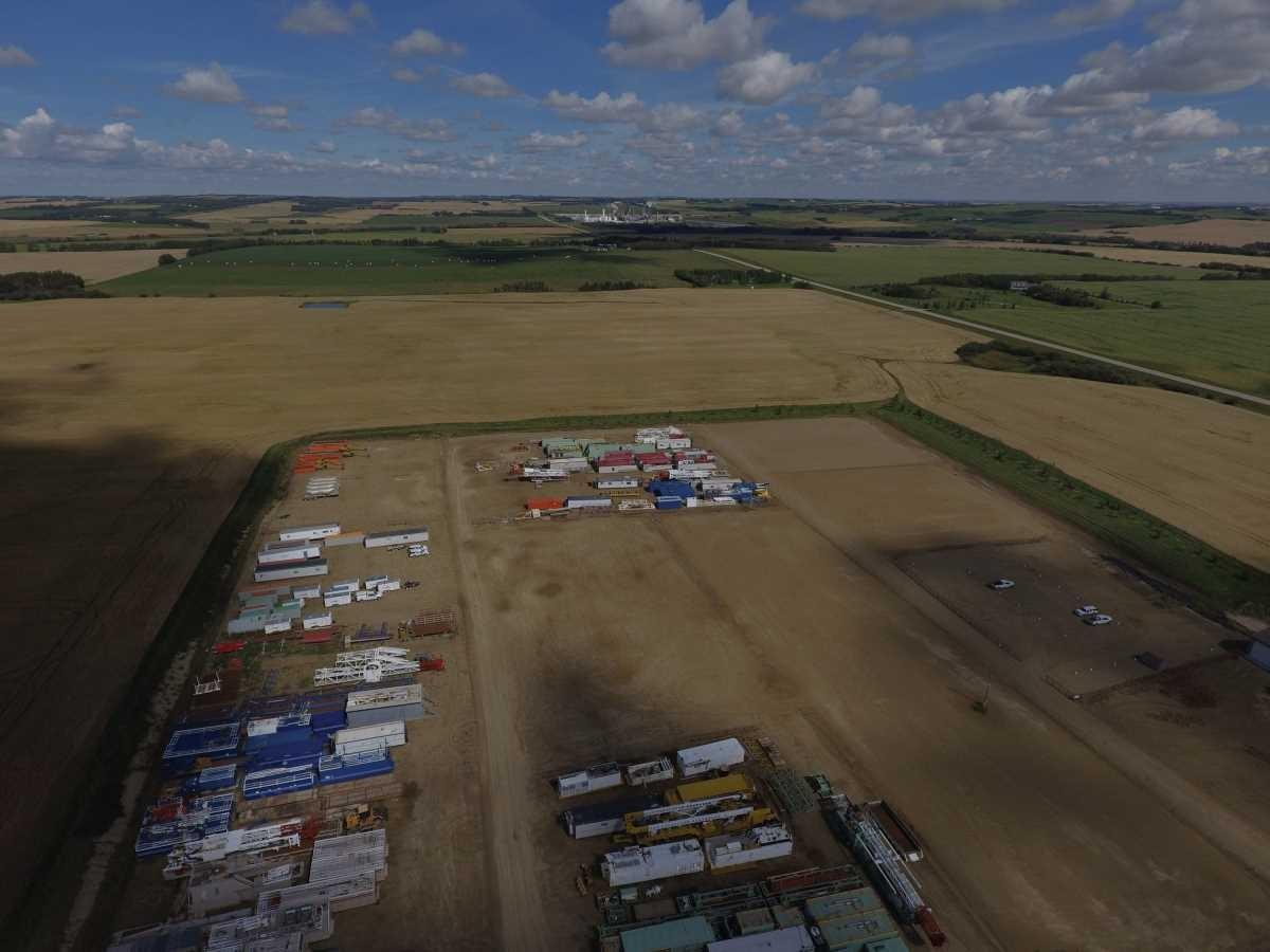 Photo uploaded by Boneyard Oilfield Industrial Storage