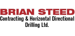 Brian Steed Contracting Ltd & Fury Horizontal Directional Drilling logo