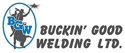 Buckin' Good Welding Ltd logo