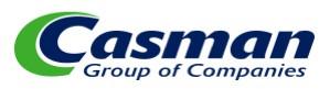 Casman Group Of Companies logo