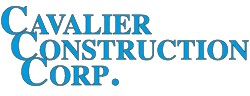 Cavalier Construction Corp logo