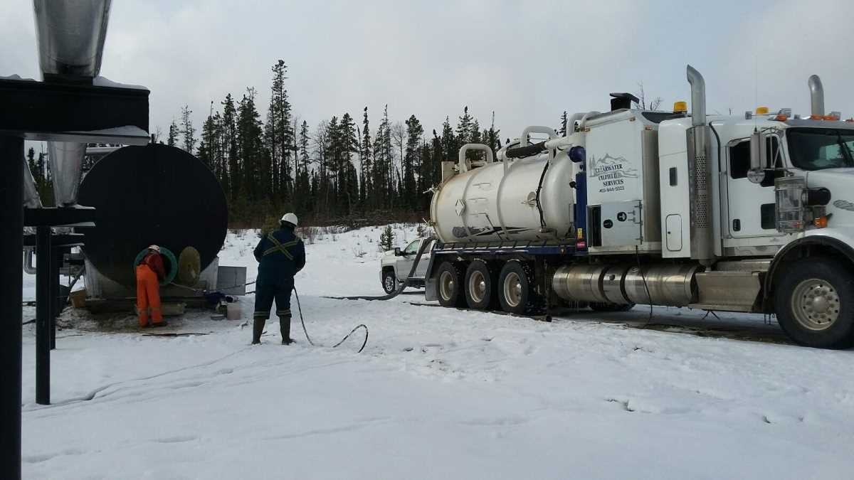 Photo uploaded by Clearwater Oilfield Services