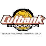 Cutbank Trucking logo