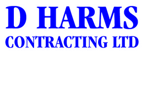 D Harms Contracting Ltd logo