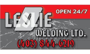 D Leslie Welding Ltd logo