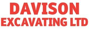 Davison Excavating Ltd logo