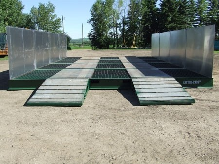 Photo uploaded by Enviro-Pads Containment Systems Inc