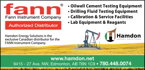 Yellow Pages Ad of Hamdon Energy Solutions Ltd
