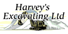 Harvey'S Excavating Ltd logo