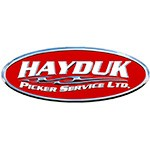 Hayduk Picker Service logo