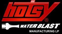 Hotsy Water Blast Manufacturing Lp logo